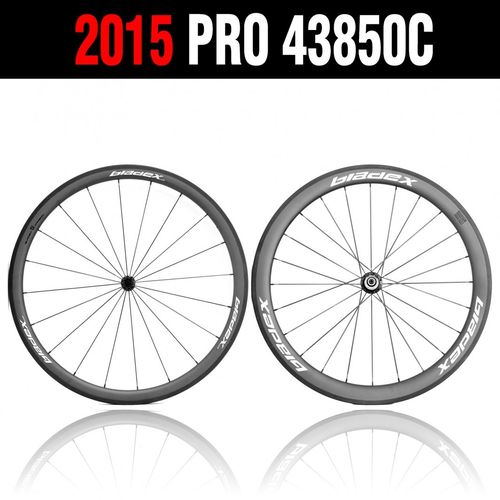 Pro Road Clincher Wheel Set 43850C