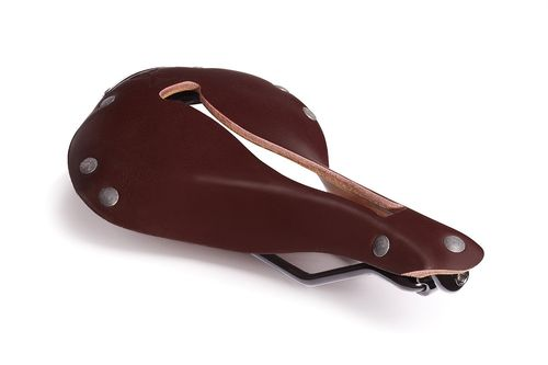 Selle Anatomica H-Serie Oxblood / Rotguss - Oxblood / Gunmetal