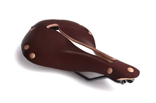 Selle Anatomica H-Serie Oxblood / Kupfer - Oxblood / Copper